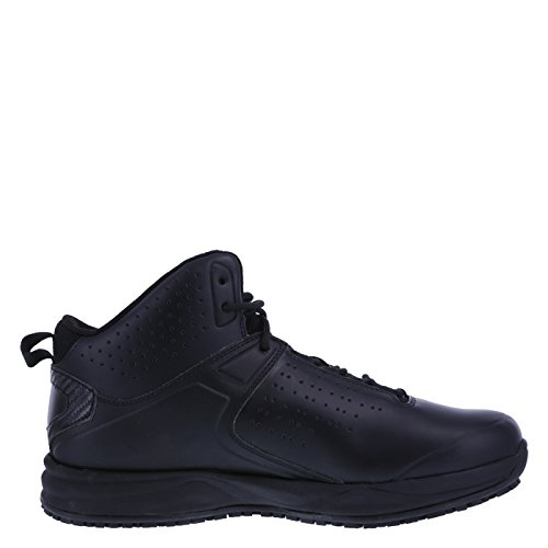 Slip Black Top Men's Sneaker safeTstep Mid Trifecta Resistant pHazWnZq
