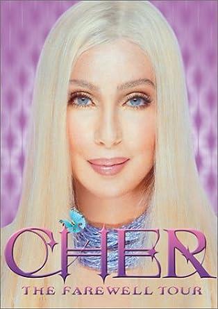 Amazon.com: Cher Live: The Farewell Tour: Cher, David Mallet: Movies & TV