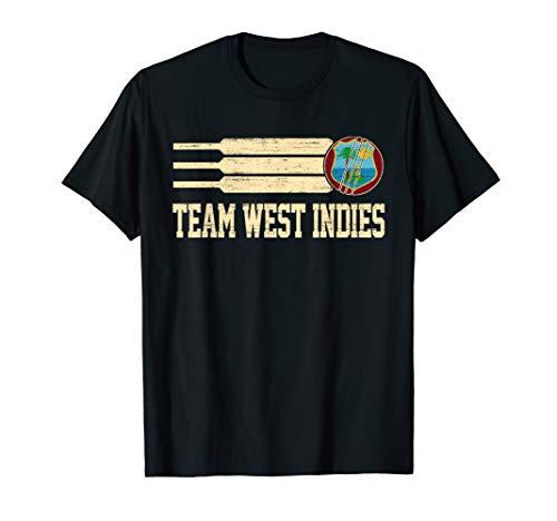 - Team West Indies World Cricket Cup Fan Shirt Jersey T-Shirt