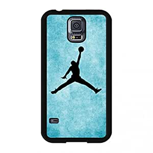 Samsung Galaxy S5 Phone Case,Samsung Galaxy S5 Phone Case Cover,The Air Michael Jordan NBA Chicago Bull Phone Case Protective Case Cover