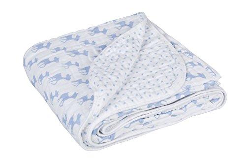 Lässig Cozy Blanket XL (120x120cm) Lela Krabbel- und Spieldecke ...