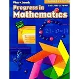 Progress in Mathematics, Teacher's Edition Workbook