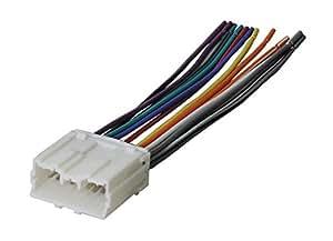 AMERICAN INTERNACIONAL CORP DWH612 de mazos de cables para conectar un receptor est-reo del mercado de accesorios para Seleccionar 1995-2008 Chrysler y Mitsubishi Veh-culos