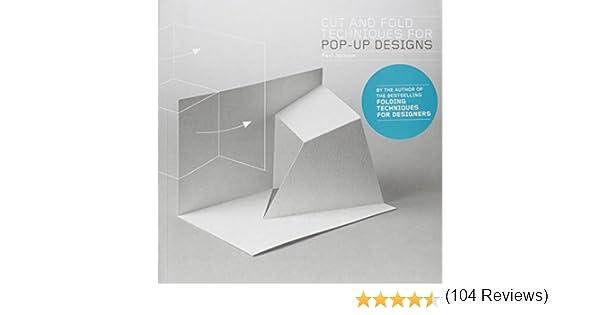 Cut and Fold Techniques for Pop-Up Designs /Anglais: Amazon.es: Jackson Paul: Libros en idiomas extranjeros