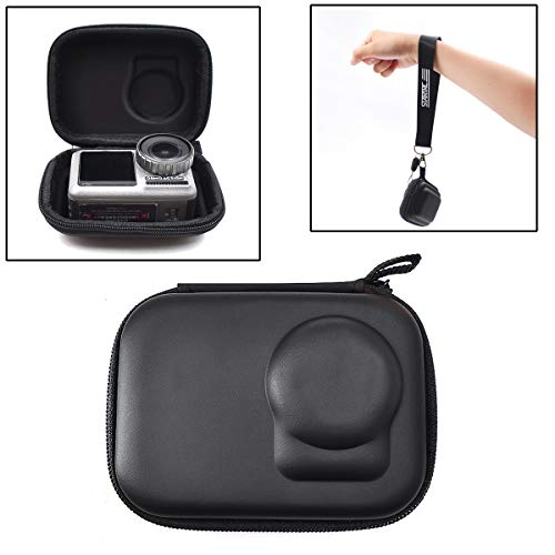 OSMO Action Mini Storage Bag Carry Hardshell Case Waterproof Box for DJI OSMO Action Camera Accessories