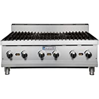 Eurodib HP636 Stainless Steel 6 Burners Hot Plate