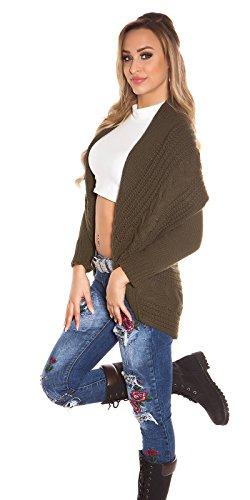 cachi cachi Giacca Glamour Donna Fashion Angies FYTfq6n