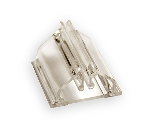 Spiel Pro 100 Plastic Game Card Stands - Clear 3/4 by Spiel Pro