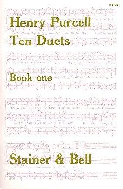Ten Duets, Book One (Book I v. 25)