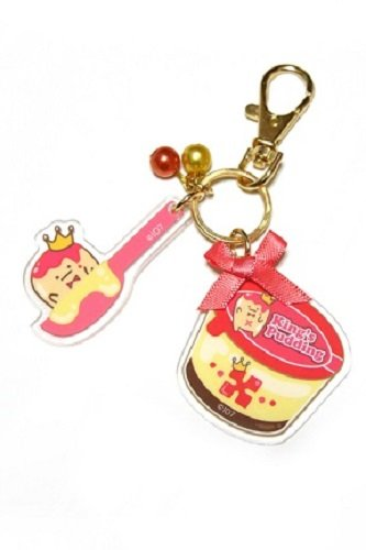Aidolishseven land pudding bag charm by Movic