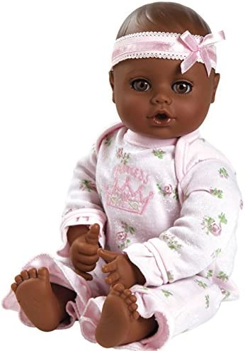 """Adora Playtime Baby Little Princess 13/"""" Soft Body Play Doll for Children 1+"""