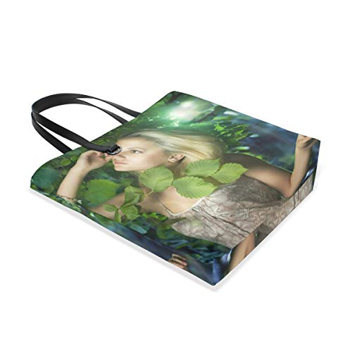 para mujer Bolso hombro de Lona al XiangHeFu Image Talla Unica 19 a7OwFq14a
