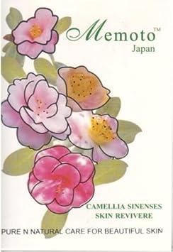 Memoto Camellia Sinenses – 100 Pure Camellia Oil for Skin Care 2.03 Oz by Jubujub
