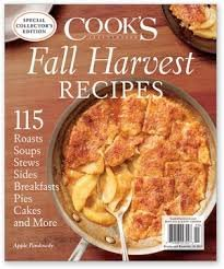 Variety Fall Harvest - Cooks Illustrated Fall Harvest Recipes 2017