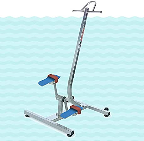POOLBIKING Core-Pro Bicicleta para Fitness acuático, Unisex Adulto ...