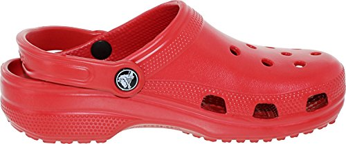 Crocs Women's Cayman Clog Red (Pepper) QSb1ctYc2L
