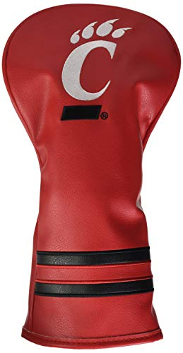 Team Golf NCAA Vintage Driver Golf Club Headcover, Form Fitting Design, Retro Design & Superb Embroidery from Team Golf