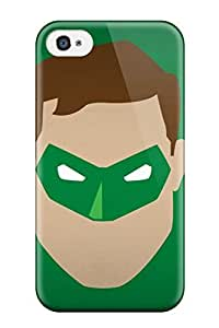 TYH - Hot Tpye Green Lantern Case Cover For ipod Touch 4 phone case