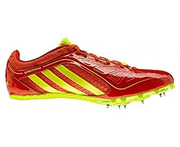 Adidas Sprint Star 3 M Spikeschuh unisex / V23441 Farbe: Highenergy/Electricity u8G2cqz