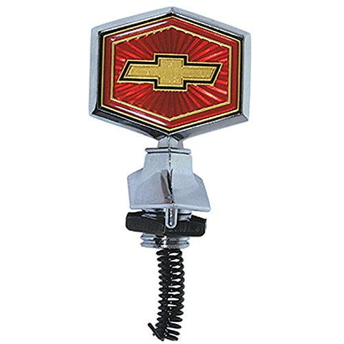 Eckler's Premier Quality Products 55199449 El Camino Header Panel Emblem