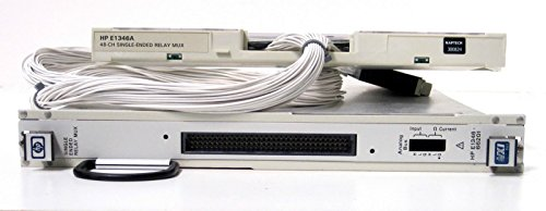 HP Agilent E1346A VXI Mux - 48 channels, Relay Multiplexer with connector (Relay Multiplexer)