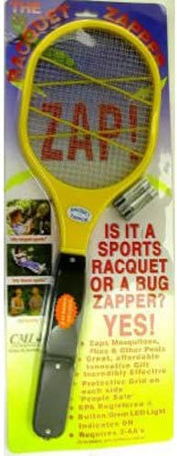 Chicago Model Intl.20909Racquet Zapper-RACQET ZAPPER BUG KILLER (並行輸入品)