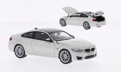 BMW M4 (F82) Coupe, Weiss Carbon, 2014, Modellauto, Fertigmodell, Herpa 1 43 B011RY36WG Miniaturmodelle Professionelles Design  | Elegantes und robustes Menü