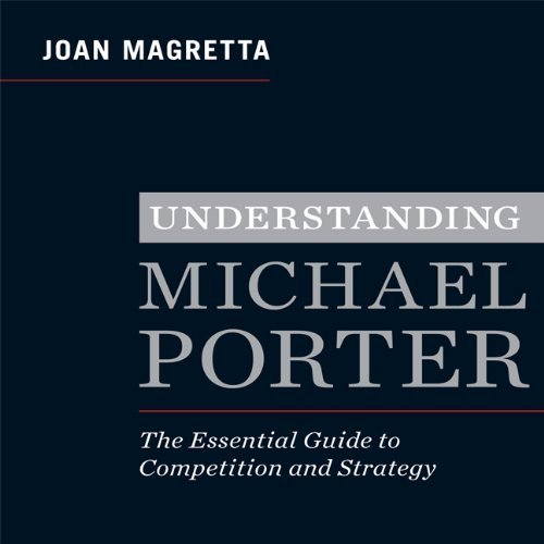 By Joan Magretta Understanding Michael Porter: The Essential Guide to Competition and Strategy (Unabridged) [Audio CD]