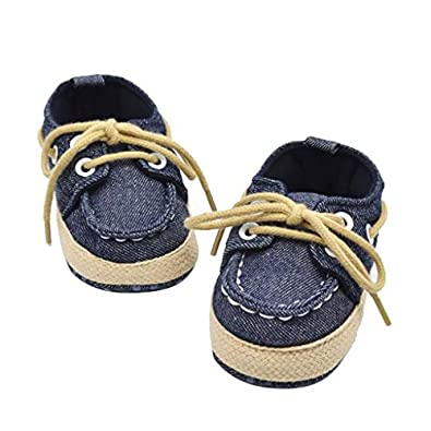 Weiyun Baby Infant Kid Boy Girl Soft Sole Sneaker Toddler Shoes