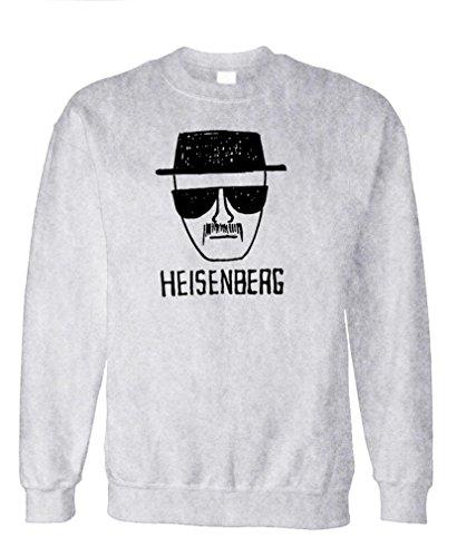 GOOZLER HEISENBERG Mens Fleece Sweatshirt