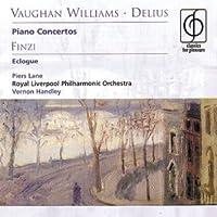 Vaughan Williams & Delius: Piano Concertos / Finzi: Eclogue