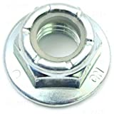 Hard-to-Find Fastener 014973456931 Flange Lock Nuts Grade 5, 3/8-16, Piece-12