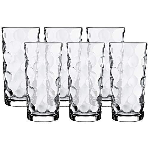 Pasabahce Space Glass Water/Juice Tumbler 265 ml 6 Pcs Set