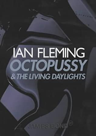book cover of Octopussy and The Living Daylights