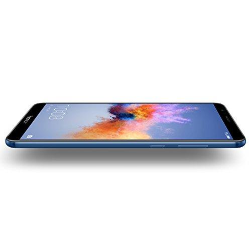 "41RYCvbxFXL - Honor 7X - 18:9 screen ratio, 5.93"" full-view display. Dual-lens camera. Unlocked Smartphone, Blue (US Warranty)"