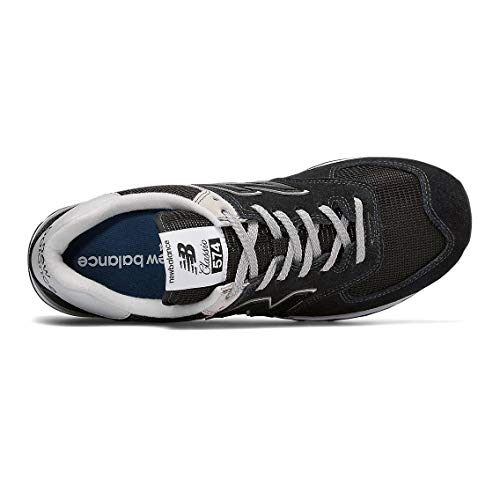 Balance Uomo Sneaker Ml574v2 Nero New R0vdnPd