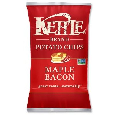 Where to find maple bacon kettle chips?