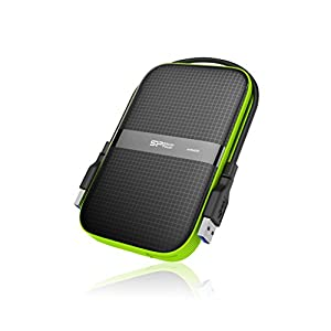 SP/Silicon Power Armor A60 2TB Military-grade Shockproof