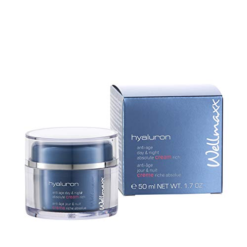 hyaluron anti-age day & night absolute cream rich