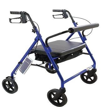 fu30198 - Roscoe Medical, Inc. - Andador bariátrico, azul ...