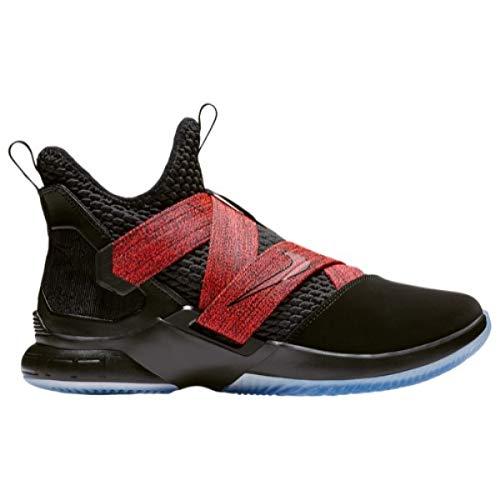 もっともらしい苛性爆風(ナイキ) Nike メンズ バスケットボール シューズ?靴 LeBron Soldier XII [並行輸入品]