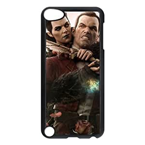 HD Beautiful image for iPod 5 Case Black dishonored video game HOR3855910
