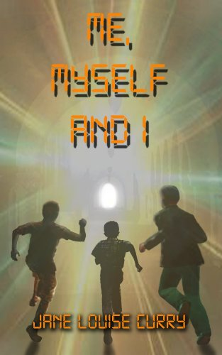 book cover of Me, Myself and I
