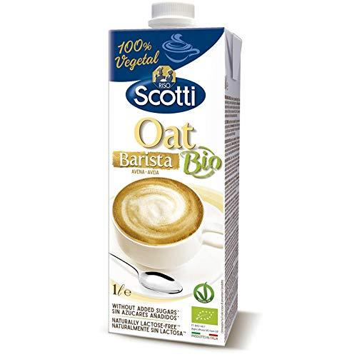 Bebida de Avena BIO barista especial café Scotti, 1 L ...