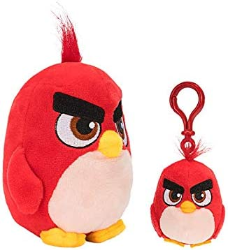 Angry Birds Red Plush Pack