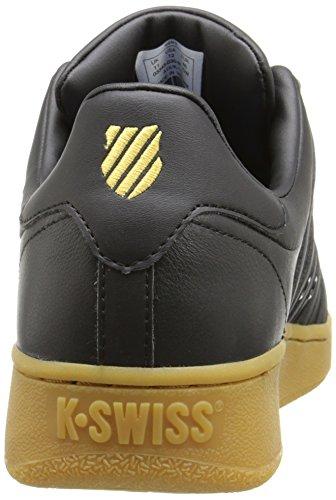 K-Swiss Herren Classic VN Fashion Sneaker Schwarz / Gum