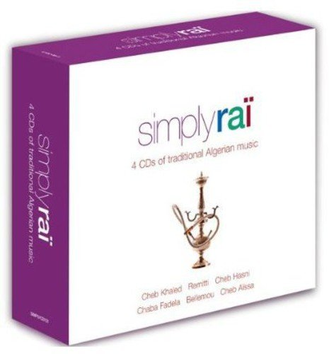CD : VARIOUS ARTISTS - Simply Rai / Various (United Kingdom - Import, 4PC)