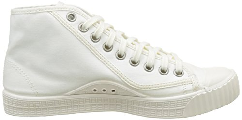 Raw G Men Rovulc White Star Sneaker HB Mid zTqUawT
