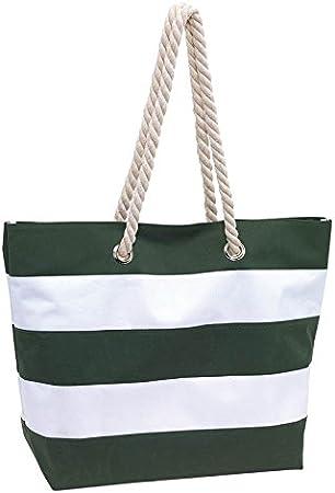 /Bolso Bandolera XL inspi Bolsa de Playa Sylt badetasche Bolsa Bolsa de la Compra Shopper/