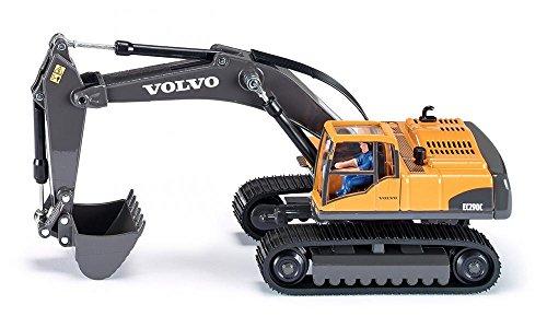 (Siku Hydraulic Excavator Volvo Ec290-1:50,vehicle)
